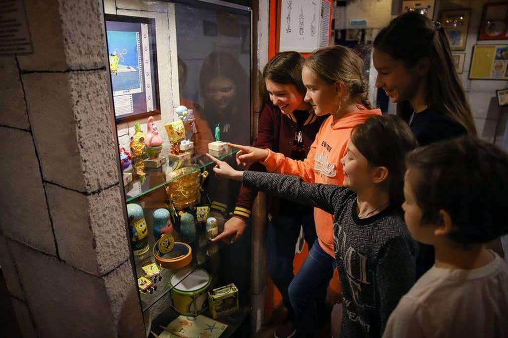 Музеи для детей в Москве