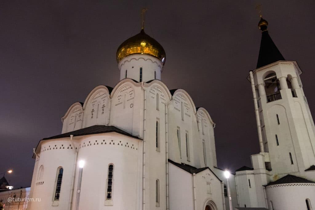 Церковь Святого Николая на Белорусской