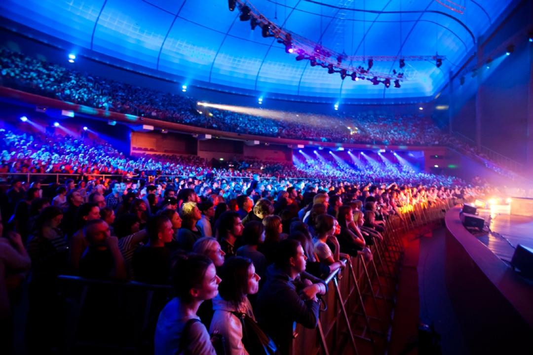 Концертные залы Москвы