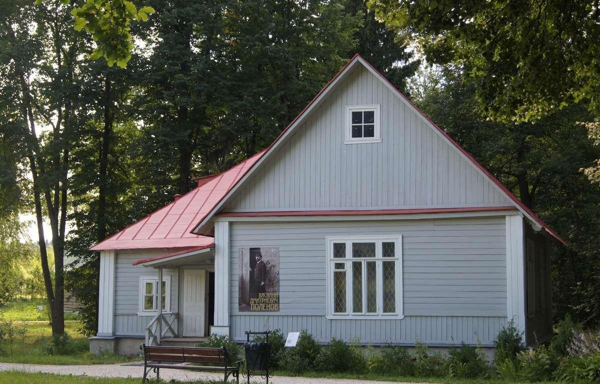 Поленовская дача в Усадьбе Абрамцево