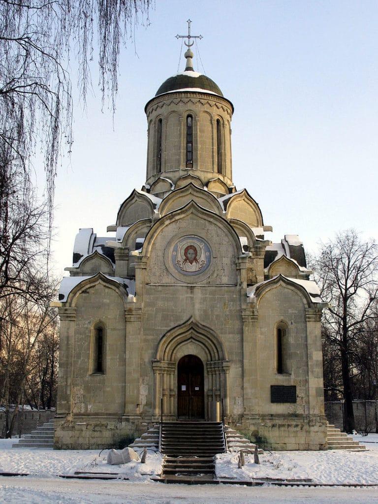 Спасский собор (Андроников монастырь)