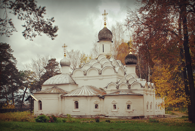Храм Архангела Михаила 1660 - 1667 гг.