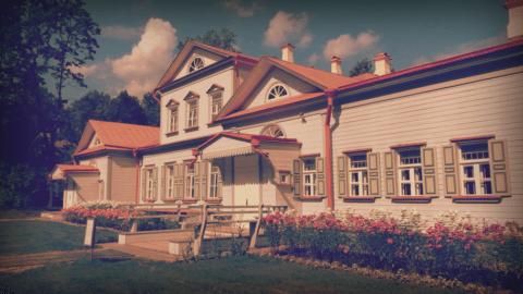 Музей в Усадьбе Абрамцево