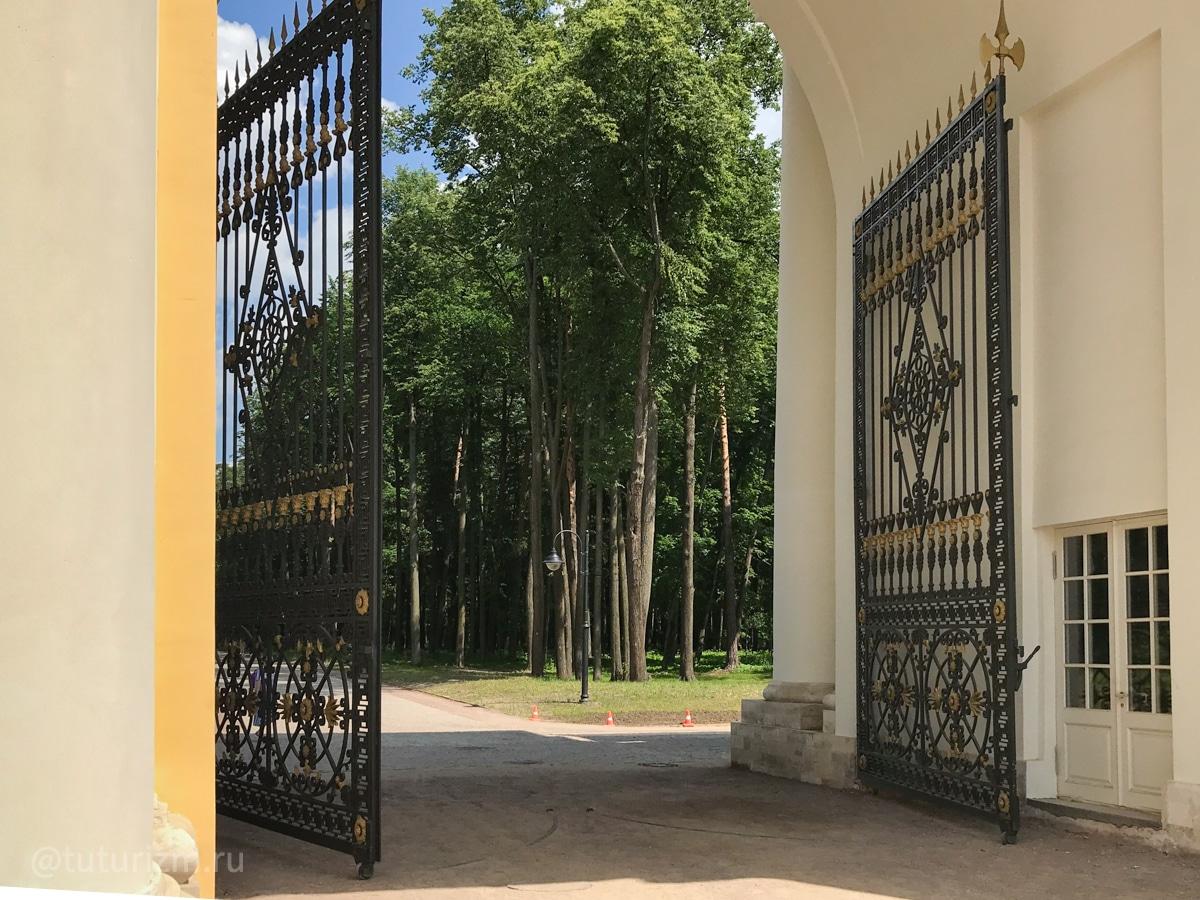 Усадьба Архангельское