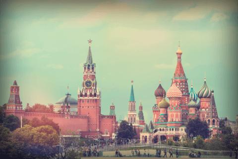 Кремль Красная площадь в Москве