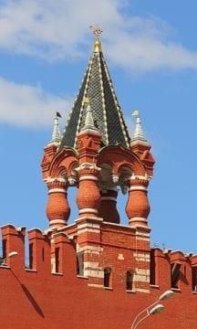 Царская башня Московского Кремля