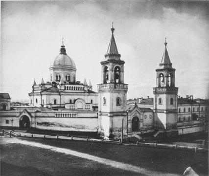 Иоанно-Предтеченский ставропигиальный женский монастырь в Москве