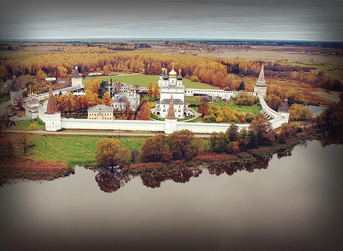Иосифо-Волоцкий ставропигиальный мужской монастырь