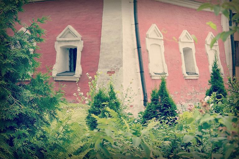 Спасо-Андроников монастырь,столовая
