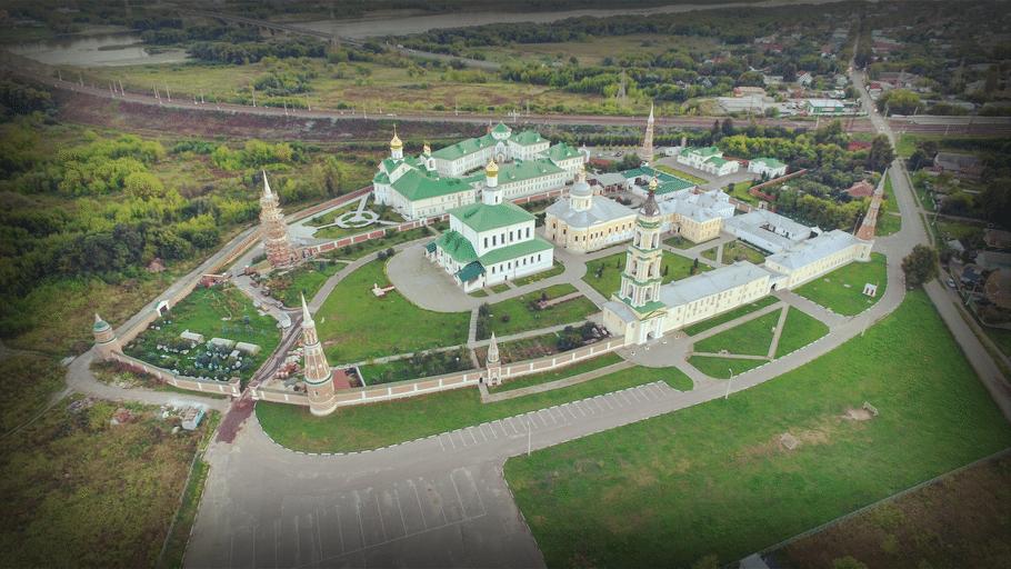 Богоявленский_Старо-Голутвин_монастырь