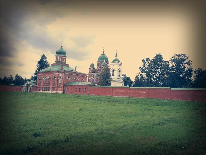 Спасо-Бородинский женский монастырь и музей