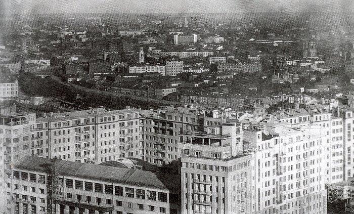 Вид на дом, 1931 год