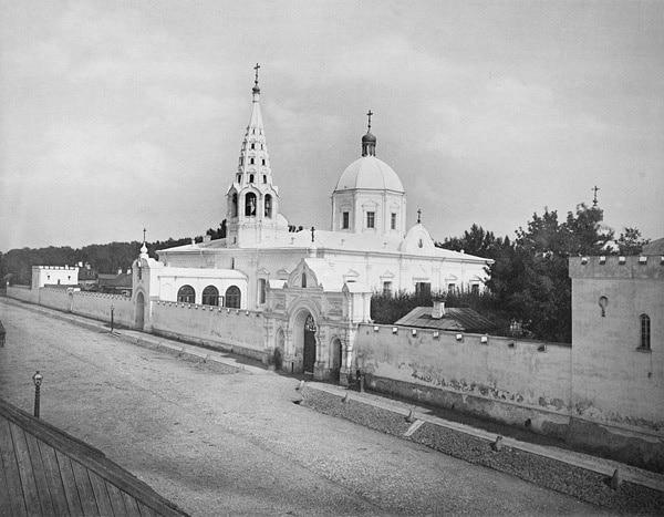 Ново-Алексеевский ставропигиальный женский монастырь в Москве