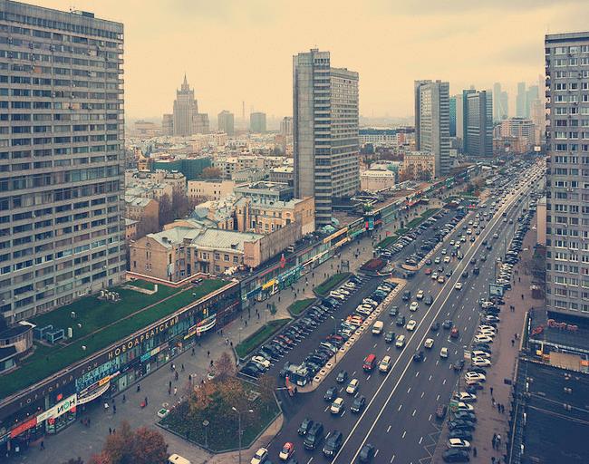Новый Арбат Москва