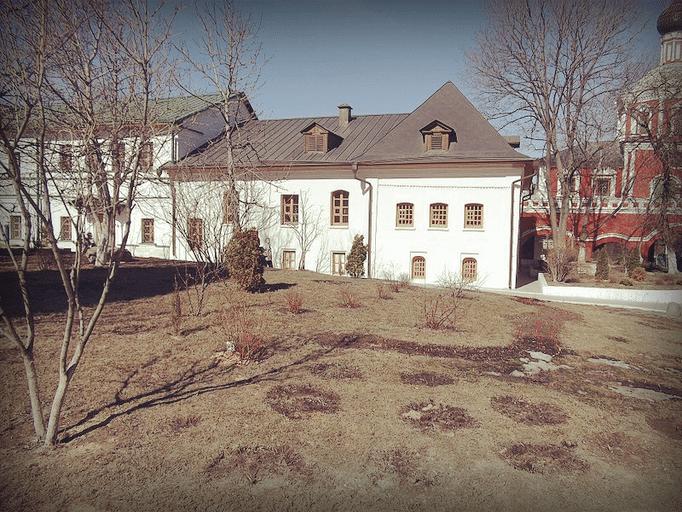 Зачатьевский ставропигиальный женский монастырь в Москве