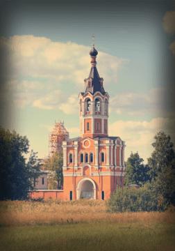 Троице-Одигитриевская Зосимова пустынь в Подмосковье