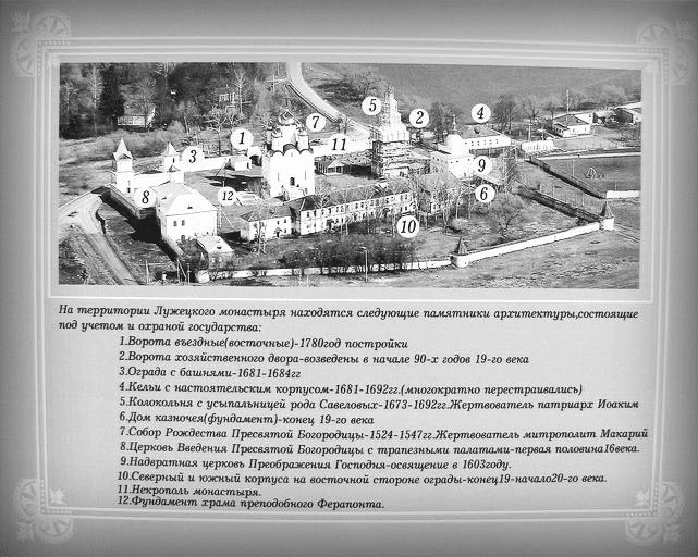 Можайский Лужецкий монастырь [править | править код]