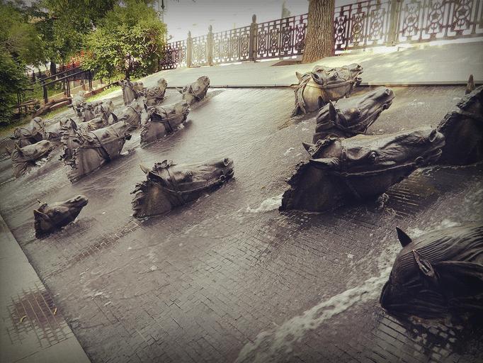 Памятник Шолохову, 2013 год