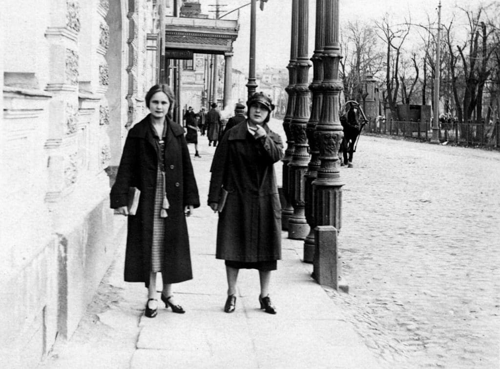 Чистопрудный бульвар в 1920е года (современный дом 3 А)