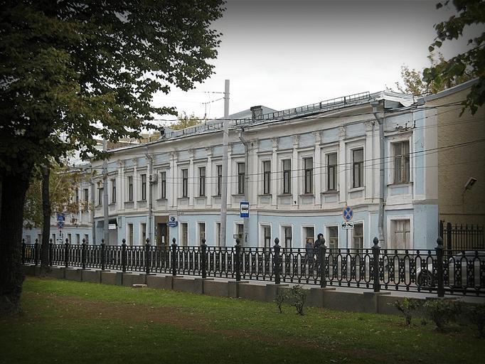 Гостиница и ресторан Люсьена Оливье «Эрмитаж», 2015 год.