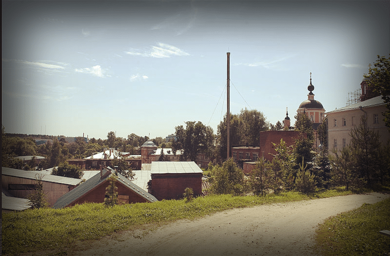 Покровский Хотьков женский монастырь