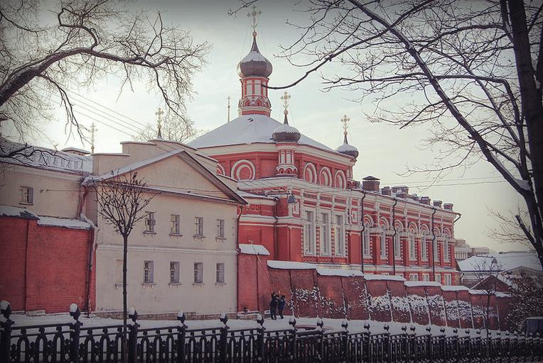 Рождественский монастырь, 2010 год