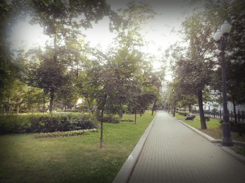 Страстной бульвар, 2012.