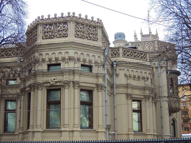 Дом Арсения Морозова