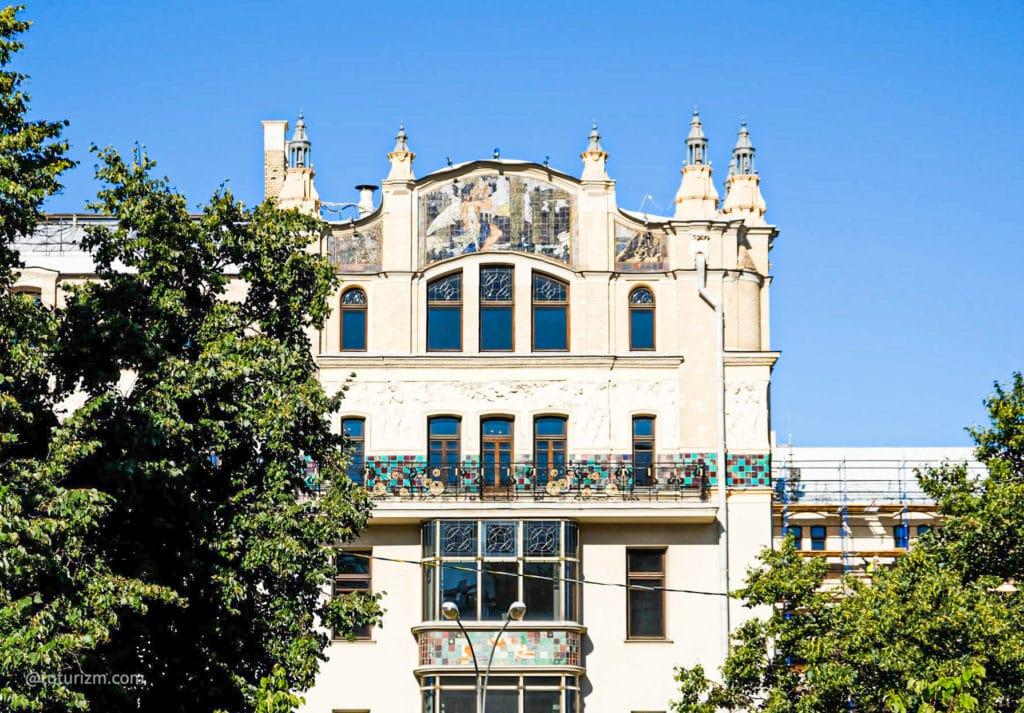 Гостиница Метрополь в Москве