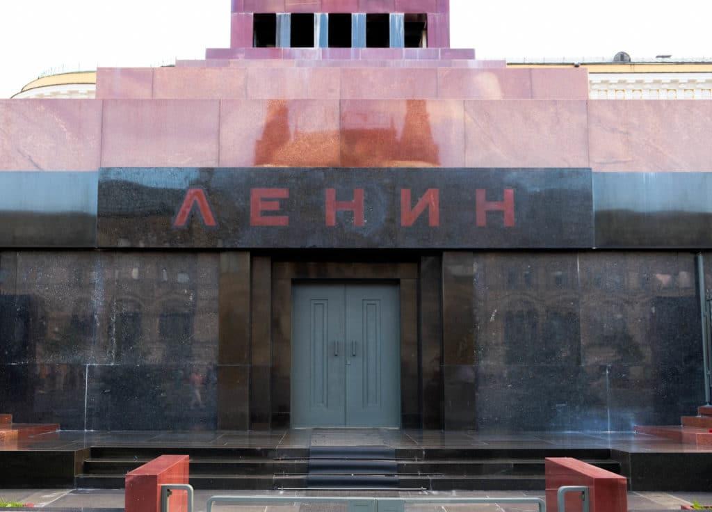 История Мавзолея В. И. Ленина