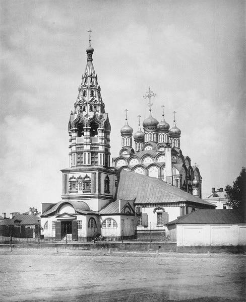 Фотография из альбома Николая Найденова, 1883 год