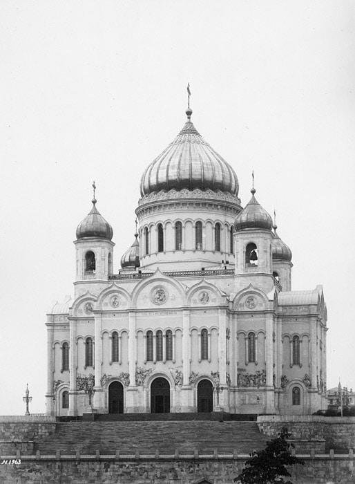 Храм Христа Спасителя, 1881 год