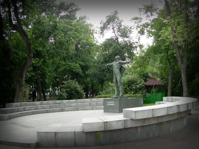 Памятник Владимиру Высоцкому, 2010