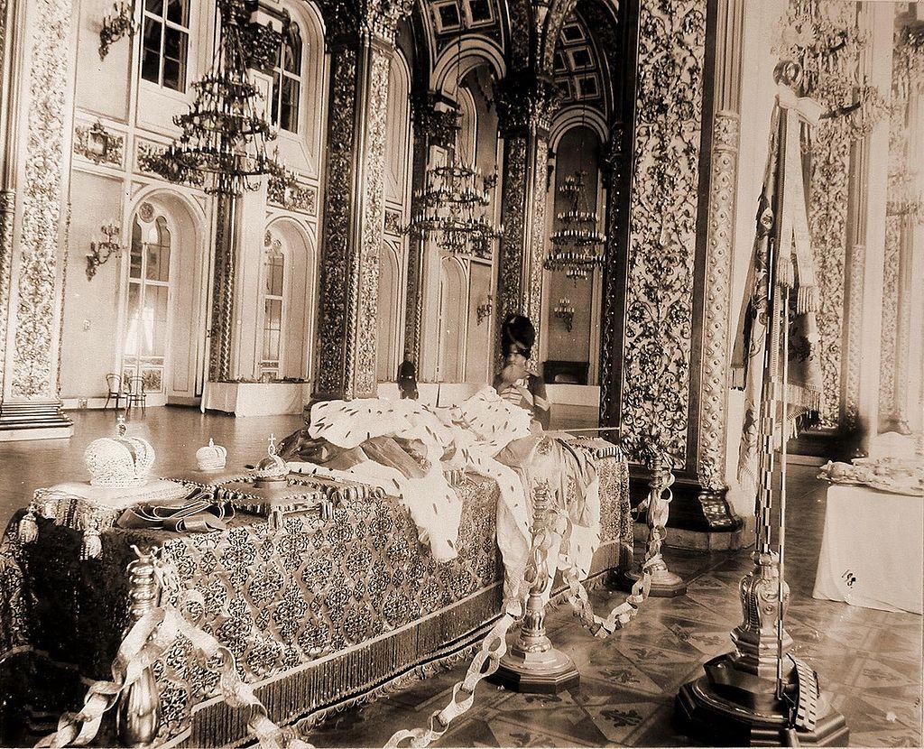 Альбом «Коронация: Москва, май 1896 года»