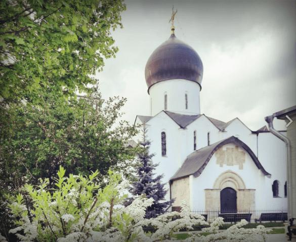 Марфо-Мариинская обитель любви и милосердия в Москве