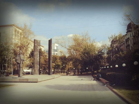Сретенский бульвар, 2015 год