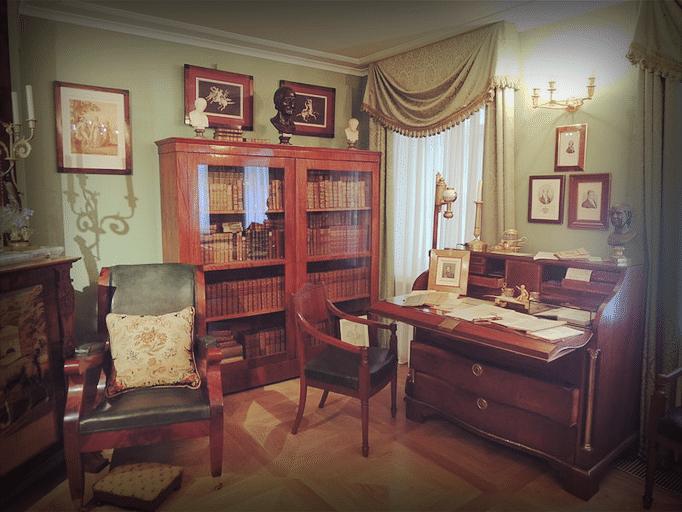 Реконструкция кабинета
