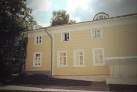 Дом-музей В. Л. Пушкина, 2013 год.