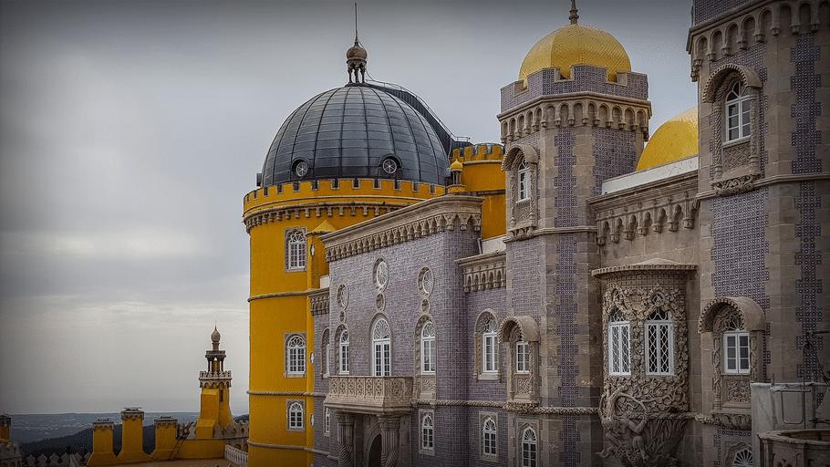 национальный дворец пена португалия