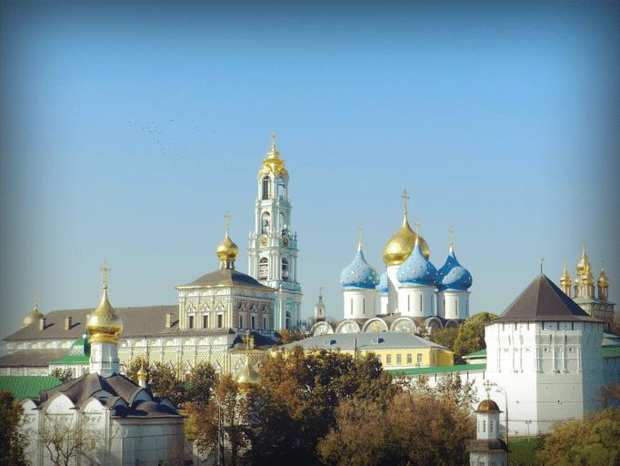 Троице Сергиева лавра