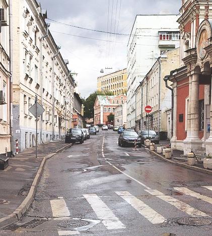 Подкопаевский переулок, 2010