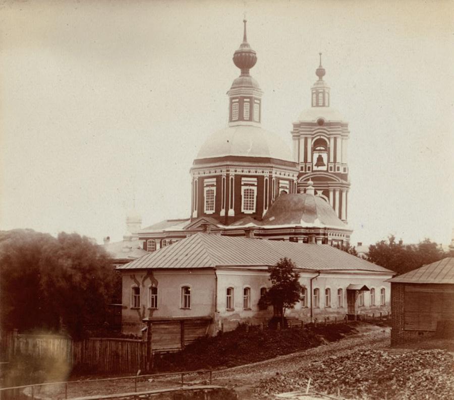 """""""Церковь Рождества Пресвятой Богородицы"""", Вязьма"""