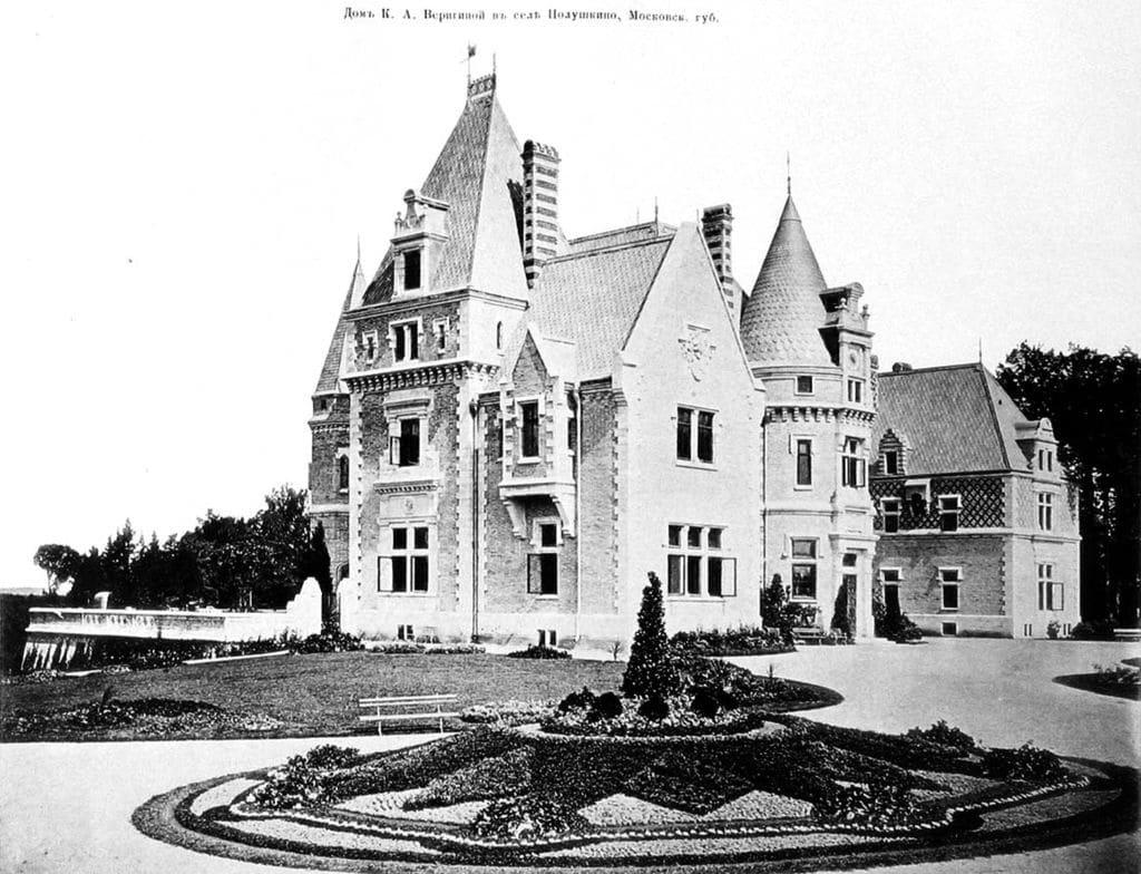 Замок «Майендорф» в Барвихе