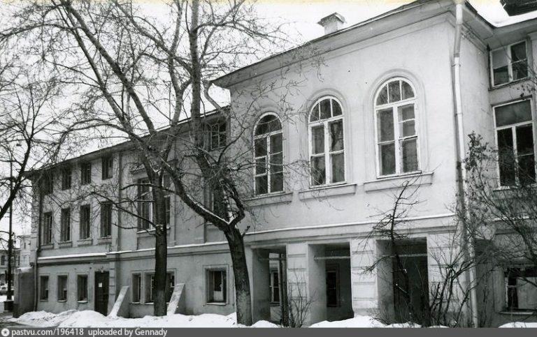 Усадьба Коптевых - Мейендорф