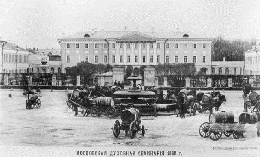Московская усадьба Ивана Остермана на Делегатской улице