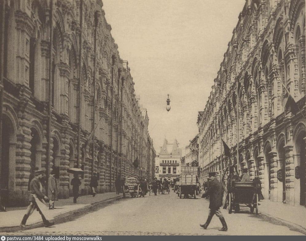 Ветошный переулок, 1900-1910