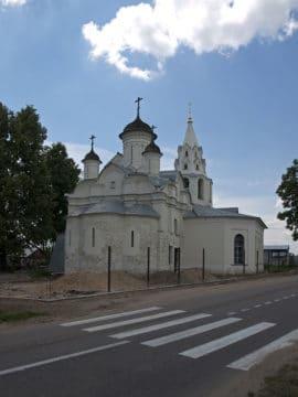 Церковь Иоанна Предтечи на Городище (Коломна)