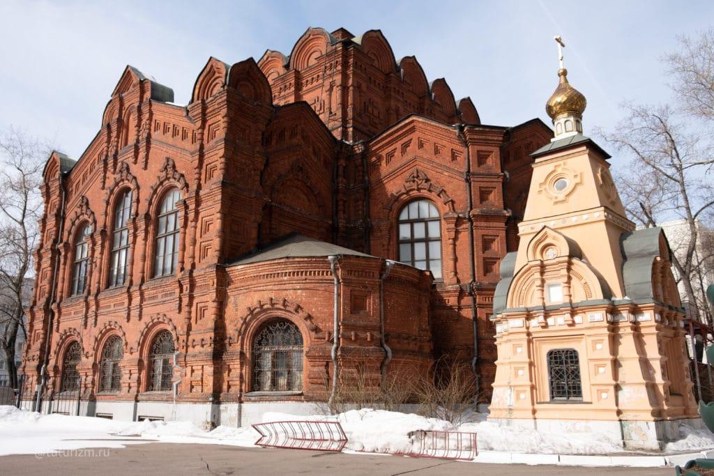 Спасский собор на Новослободской