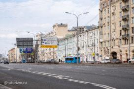 Новослободская улица, Москва