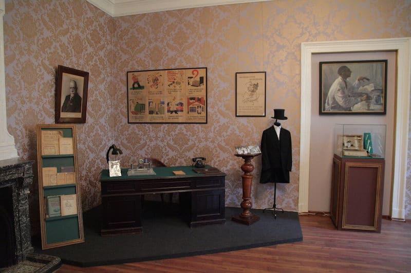 Российский музей медицины НИИ им. Семашко